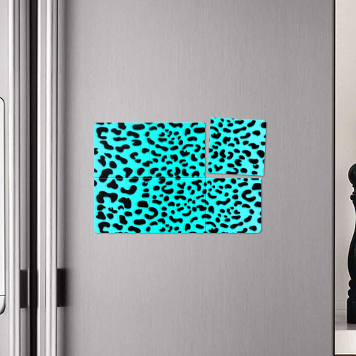 Магнитный плакат 3Х2  Фото 04, Леопард