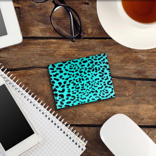 Обложка для студенческого билета Леопард Фото 01