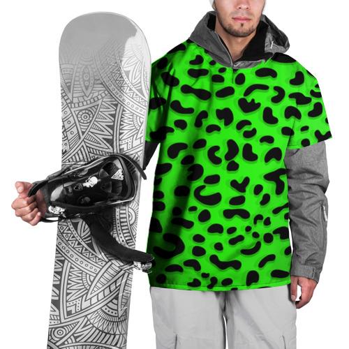 Накидка на куртку 3D  Фото 01, Леопард