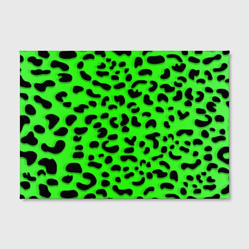 Холст прямоугольный  Фото 02, Леопард