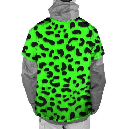 Накидка на куртку 3D  Фото 02, Леопард