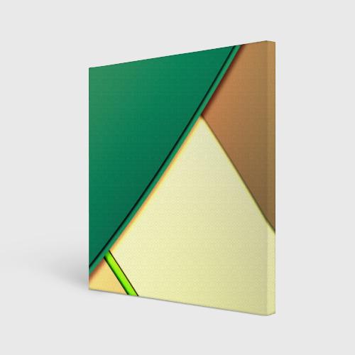 Холст квадратный Material color Фото 01