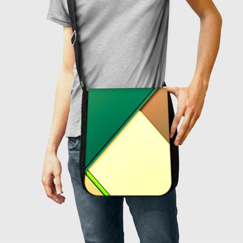 Сумка через плечо Material color Фото 01