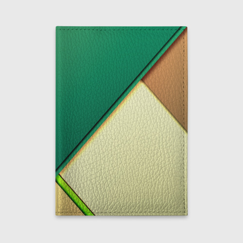 Обложка для автодокументов Material color Фото 01