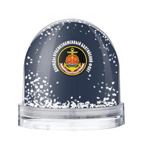 Дважды краснознаменный балтийский флот