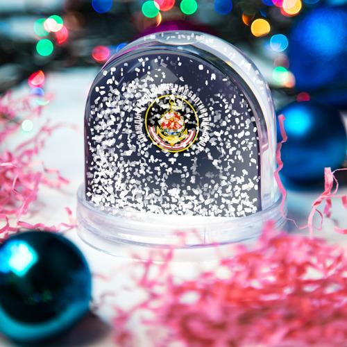 Водяной шар со снегом  Фото 04, Дважды краснознаменный балтийский флот