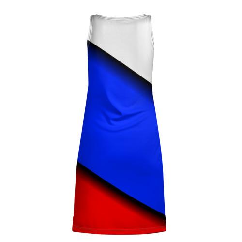 Платье-майка 3D  Фото 02, Российский флаг