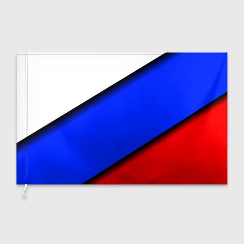 Флаг 3D  Фото 03, Российский флаг