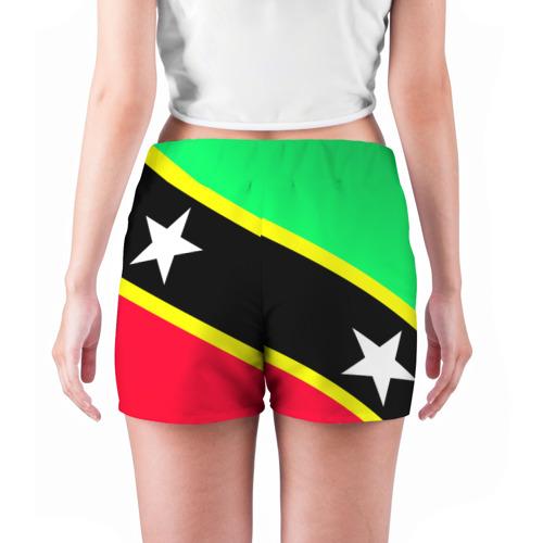Женские шорты 3D  Фото 04, Флаг