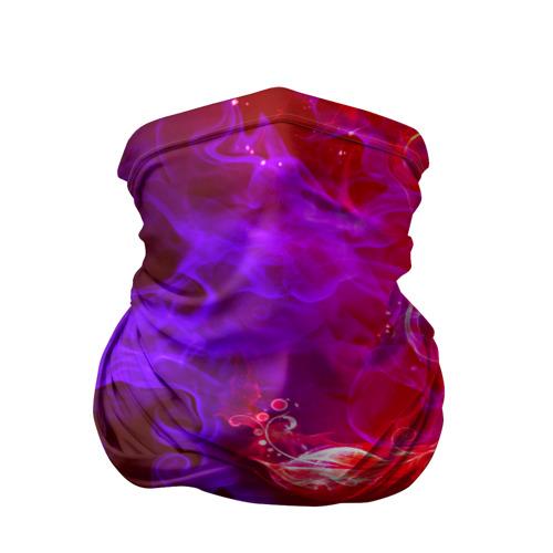 Бандана-труба 3D  Фото 01, Огненная стихия
