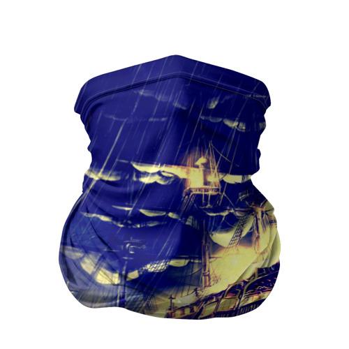 Бандана-труба 3D  Фото 01, Корабль