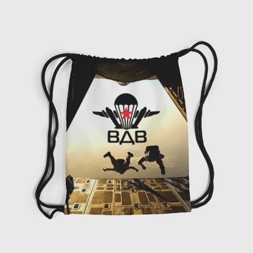 Рюкзак-мешок 3D  Фото 04, ВДВ