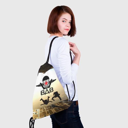 Рюкзак-мешок 3D  Фото 02, ВДВ