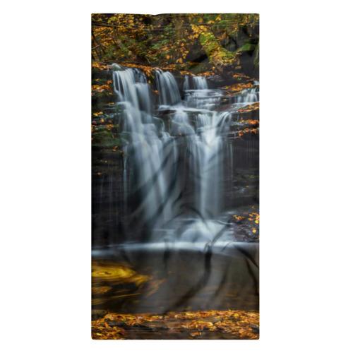 Бандана-труба 3D  Фото 07, Водопад