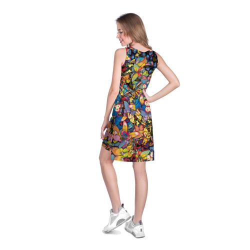 Платье-майка 3D  Фото 04, Бабочки
