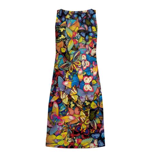Платье-майка 3D  Фото 02, Бабочки
