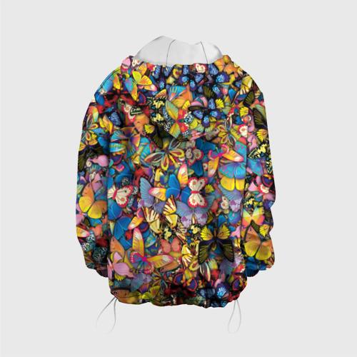 Детская куртка 3D Бабочки Фото 01
