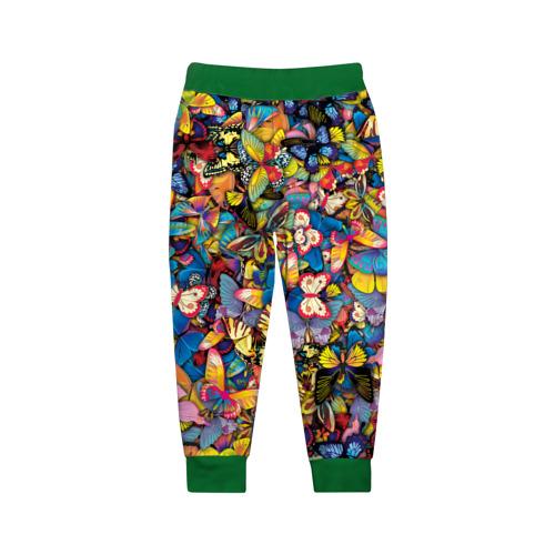 Детские брюки 3D Бабочки Фото 01
