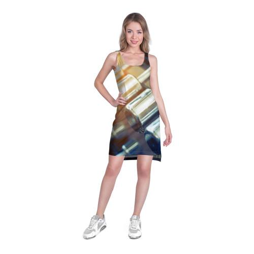 Платье-майка 3D  Фото 03, Гантели