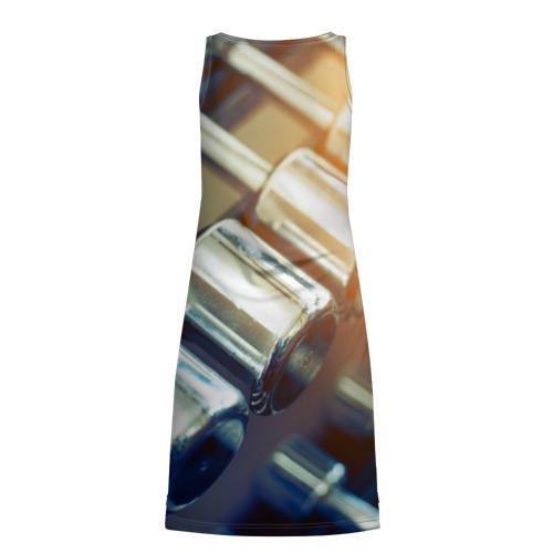 Платье-майка 3D  Фото 02, Гантели