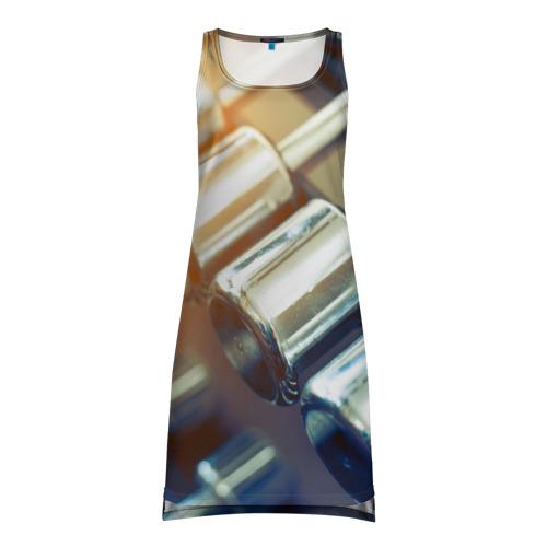 Платье-майка 3D  Фото 01, Гантели