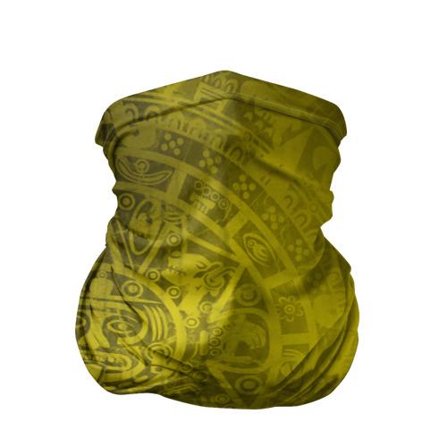 Бандана-труба 3D  Фото 01, Народ Майя