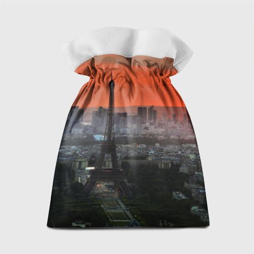 Подарочный 3D мешок  Фото 02, Paris