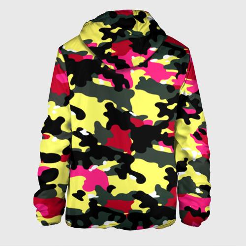 Мужская куртка 3D  Фото 02, Камуфляж