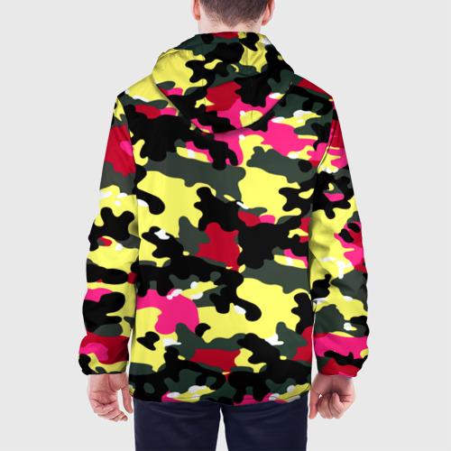Мужская куртка 3D  Фото 05, Камуфляж