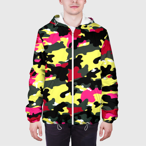 Мужская куртка 3D  Фото 04, Камуфляж