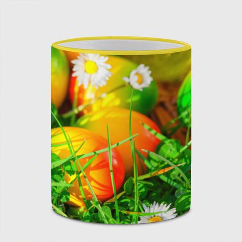 Кружка с полной запечаткой  Фото 03, Пасхальные яйца