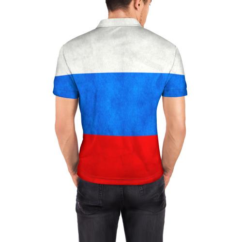 Мужская рубашка поло 3D  Фото 04, Russia (from 92)