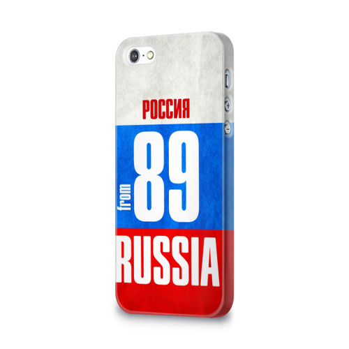 Чехол для Apple iPhone 5/5S 3D  Фото 03, Russia (from 89)