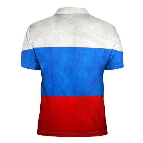 Мужская рубашка поло 3D  Фото 02, Russia (from 96)