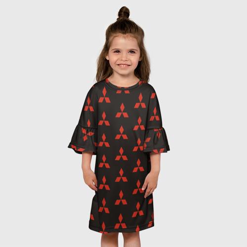 Детское платье 3D  Фото 01, Mitsubishi