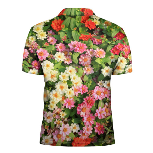 Мужская рубашка поло 3D  Фото 02, Весеннее настроение