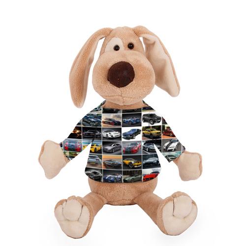 Собачка в футболке  Фото 01, Крутые тачки (1)