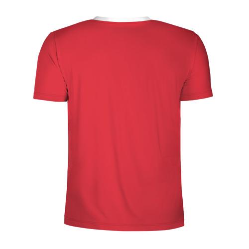 Мужская футболка 3D спортивная  Фото 02, Манчестер Юнайтед форма