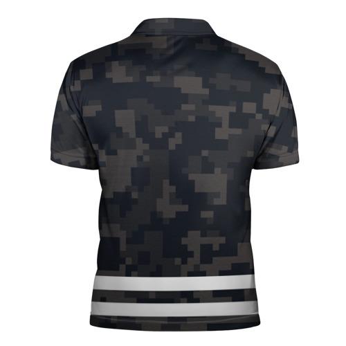 Мужская рубашка поло 3D  Фото 02, Camouflage