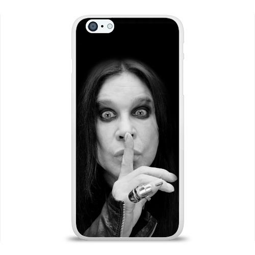 Чехол для Apple iPhone 6Plus/6SPlus силиконовый глянцевый  Фото 01, Ozzy Osbourne