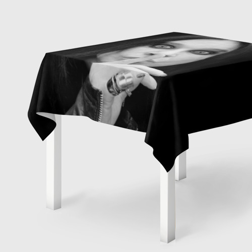 Скатерть 3D  Фото 01, Ozzy Osbourne