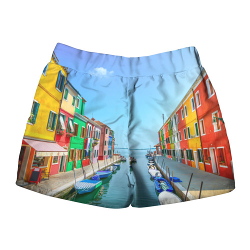 Женские шорты 3D  Фото 02, Венеция