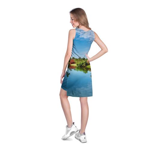 Платье-майка 3D  Фото 04, Таиланд