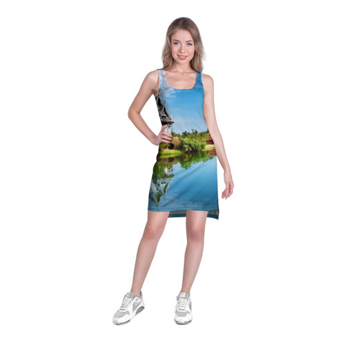 Платье-майка 3D Таиланд Фото 01