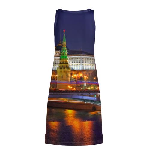 Платье-майка 3D  Фото 02, Москва (Кремль)