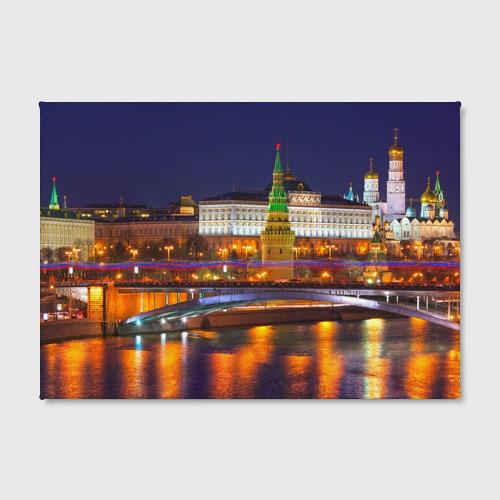 Холст прямоугольный  Фото 02, Москва (Кремль)