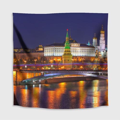 Скатерть 3D  Фото 02, Москва (Кремль)