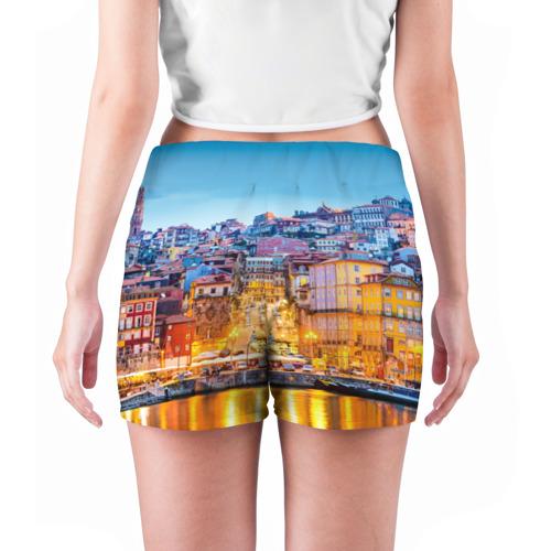 Женские шорты 3D  Фото 04, Португалия
