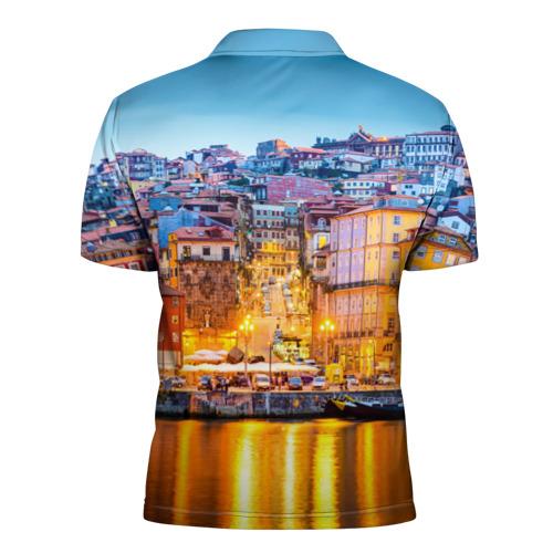 Мужская рубашка поло 3D  Фото 02, Португалия