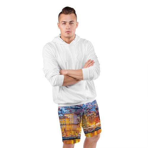 Мужские шорты 3D спортивные  Фото 05, Португалия